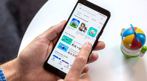 Google Play targets deceptive apps