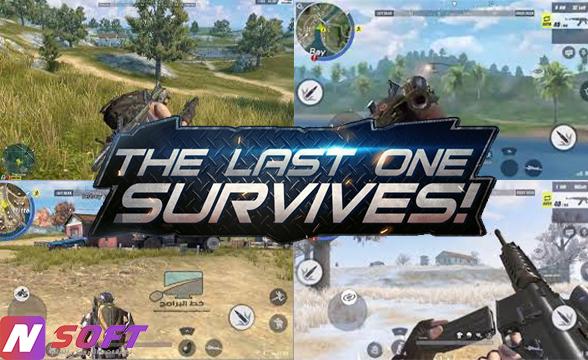 طريقة تحميل لعبة rules of survival للكمبيوتر