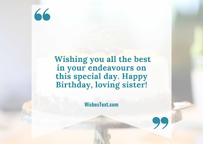 this is image of happy birthday sister