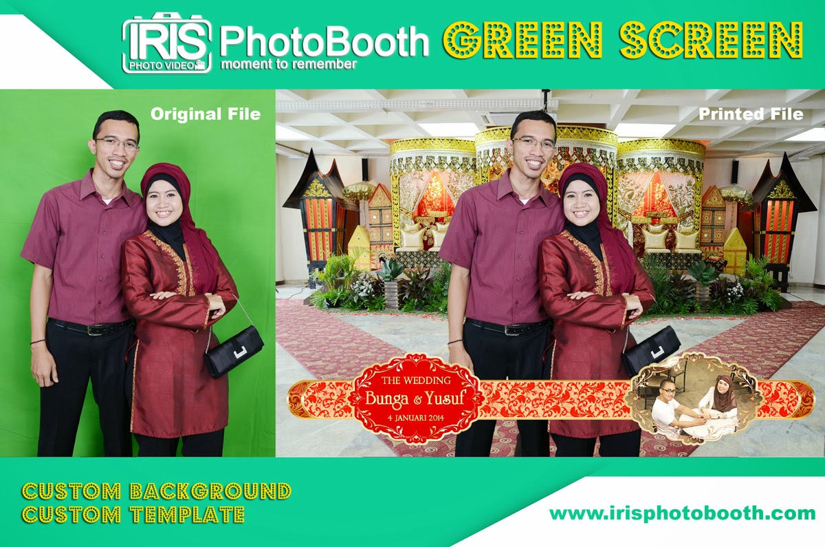 Photobooth Green Screen