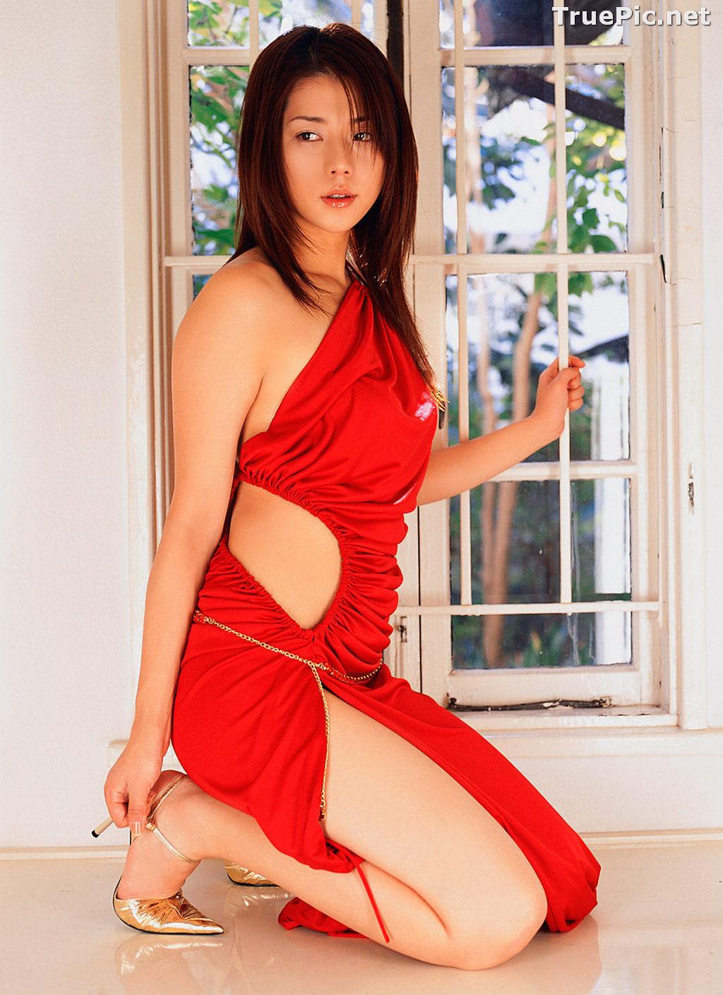 Image Japanese Tarento and Gravure Idol - Miho Yoshioka - Secret Colors Photo - TruePic.net - Picture-6