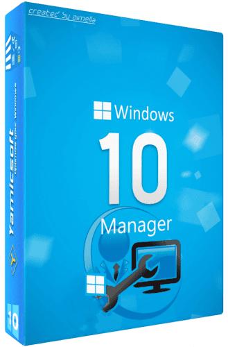 Yamicsoft Windows 10 Manager v2.0.3 + v2.1.1 + Portable