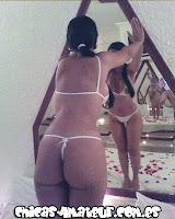 Prostituta Colombiana en el motel