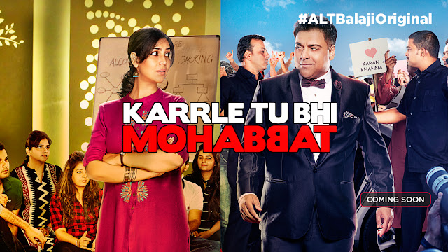 ALT Balaji Web Series and Show List ,Rate List,Web Channel
