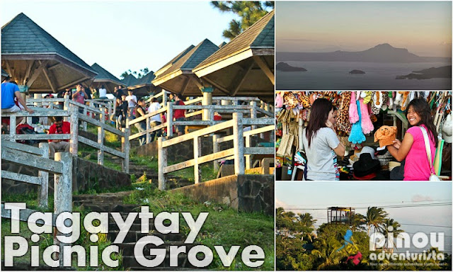 What to do in Tagaytay Picnic Grove