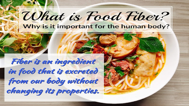 What is Dietary Fiber And why is it important for the human body