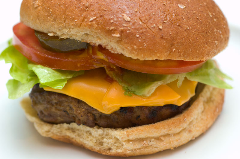 Sugar & Spice by Celeste: Mouthwatering Turkey Burgers