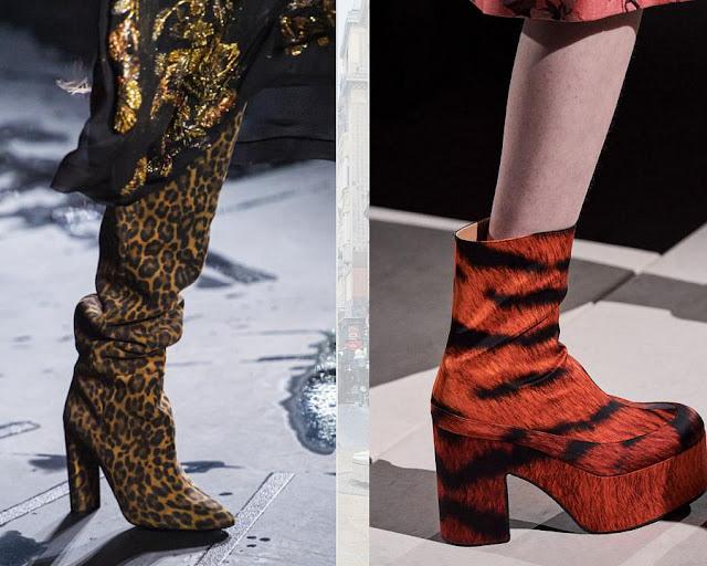 Модная обувь весна-лето 2020 11-1