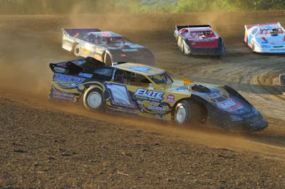 super late models dirt