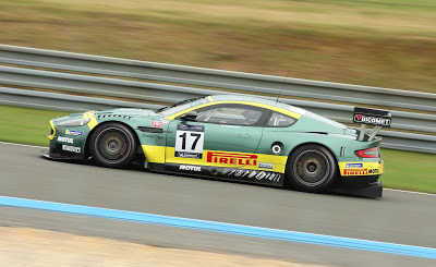 The Advantage A Piece Of Aston Martin Racing History For Sale