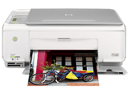 Image HP Photosmart C3180 Printer Driver