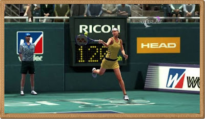 Virtua Tennis 4 PC Games Gameplay