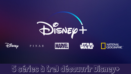 Top 5 Disney +