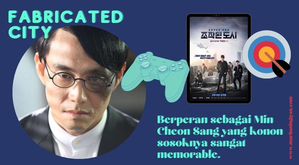 Oh Jung Se dalam Fabricated City