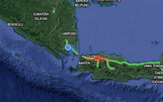 Gempa Selat Sunda