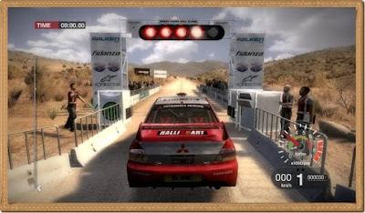 DiRT 1 PC Games Gameplay