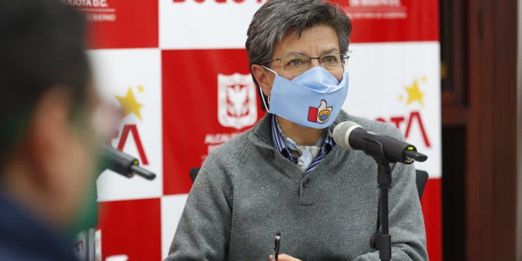 """@redveeduriascol radicarán queja disciplinaria contra Claudia, """"miente"""" con la nueva cepa"""