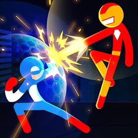 Download MOD APK Stickman Combat - Superhero Fighter Latest Version