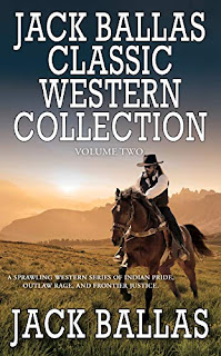 Jack Ballas Classic Western Collection Volume 2 - riveting westerns by Jack Ballas