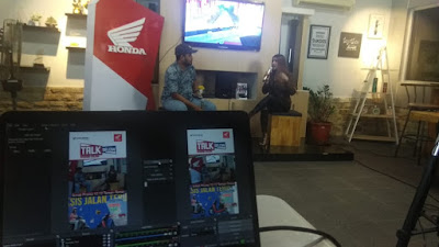 Digoyang Sampai Eksis Bersama Honda Kalbar