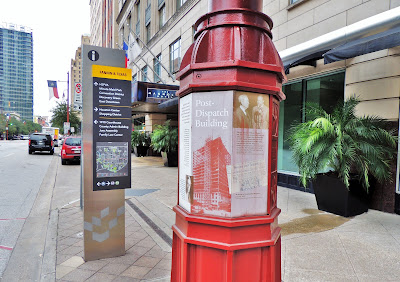 Post Dispatch Building Historical Marker