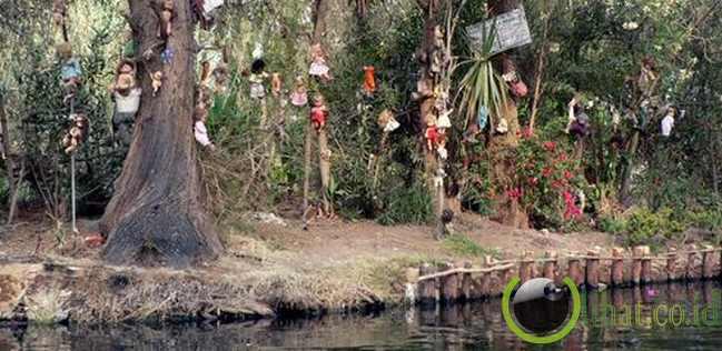 La Isla de La Munecas, Meksiko