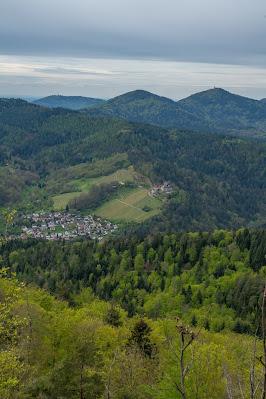 Premiumwanderweg Murgleiter | Etappe 2 von Gernsbach nach Forbach | Wandern nördlicher Schwarzwald 17