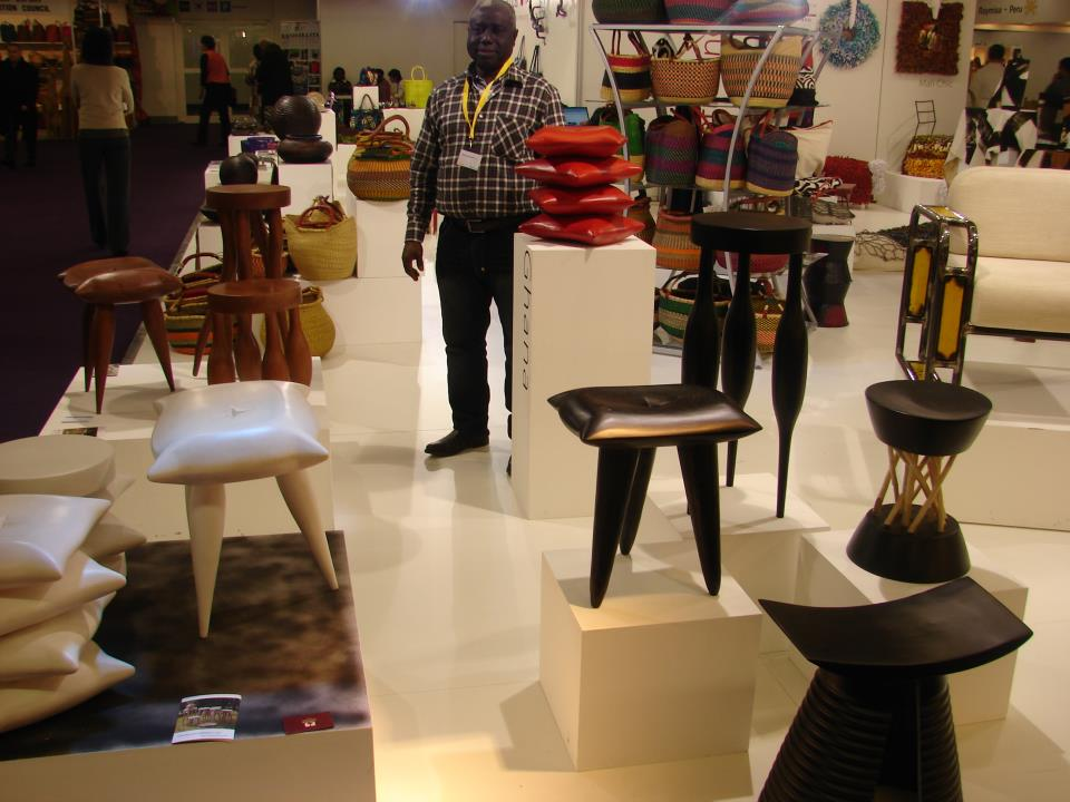 Stool Chair Ghana Le Corbusier Rising Tekura S Number One Go To Furniture Maker And Store