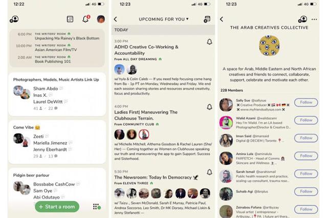 Clubhouse app conheca a nova rede social 1