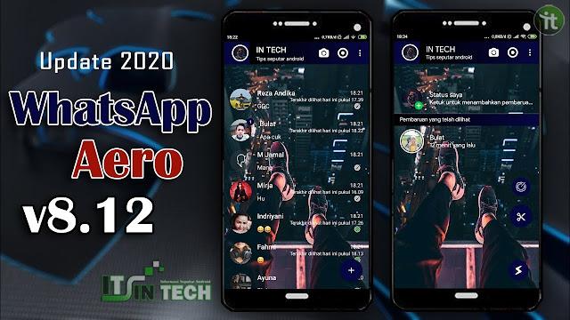 Download WhatsApp Aero Veri Terbaru 2020 Anti Banned