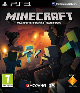 MINECRAFT: PLAYSTATION 3 EDITION PS3 TORRENT