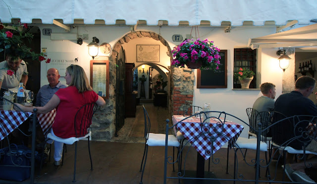 UK Travel Blogger in Cefalu