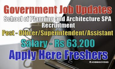SPA Recruitment 2020