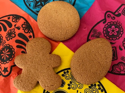 Gingerbread shapes recipe