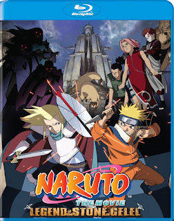 Naruto 2: La Piedra de Gelel [BD25] *Subtitulada