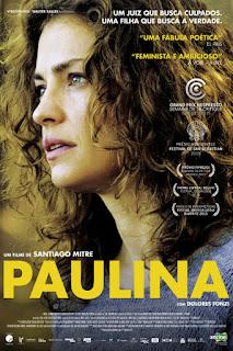 """Poster do filme """"Paulina"""""""