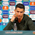 Ronaldo Gives Cryptic Response To Rumours Of A Move To PSG Or Manchester United