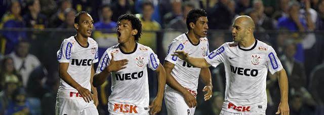 Sanatório da Notícia  Corinthians 1 x 1 Boca Juniors 199eae0486def
