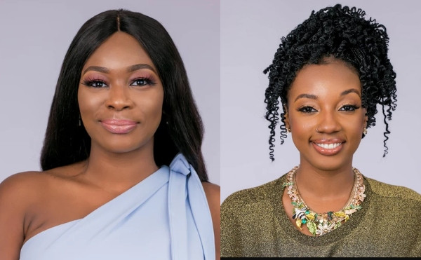 #BBNAIJA 2019: AVALA AND ISILOMO BECOME FIRST HOUSEMATES TO BE EVICTED.