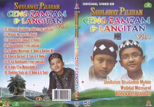 Ceng ZamZam Indahnya Bersholawat Vol-1