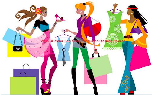 calon pengusaha fashion