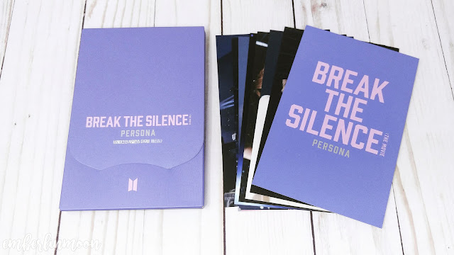 Break the Silence - Postcard Set