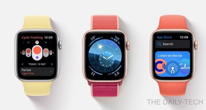 Apple Watch Series 6 may Feature Touch ID on the digital crown, Blood Oxygen Detector: All You Need to Know