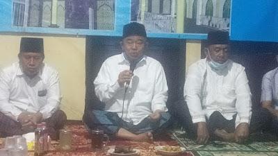 Acara Istighotsah di Masjid Baabus Salam Trawas: Prof Dr KH Asep: Mojokerto Bisa Jadi Pilot Project Dunia