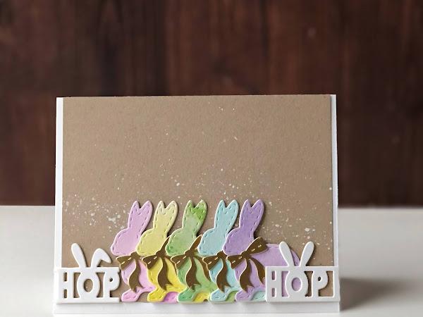 Pastel Bunny Hop