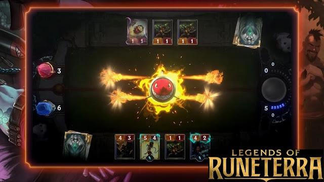 تنزيل لعبة LEGENDS OF RUNETERRA للكمبيوتر