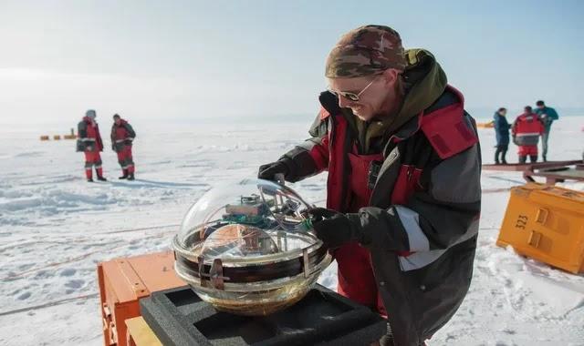 Russia is watching neutrinos in Lake Baikal