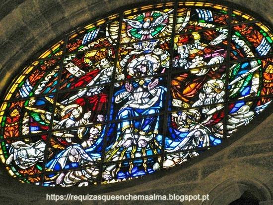 Interior da Catedral de Girona