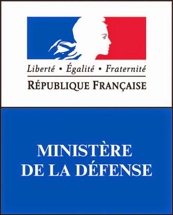 Ministère de la Défense logo