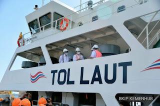 Pembangunan Pelabuhan Wae Kelambu Capai 48,67 %